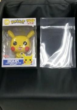 1 Piece 10 Inch Funko POP! Vinyl Box Protector Clear 0.50 mm
