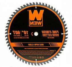 Saw Blade 10 in. 60-Tooth Fine-Finish Woodworking For Miter