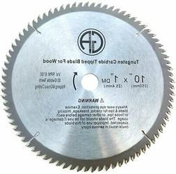 """10"""" Inch 80T Circular Saw Blade for WOOD  TC181"""