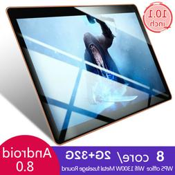 10 Inch HD Game Tablet Computer PC Octa Core Android 8.0 GPS
