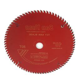 10 Inch Table Circular Saw Blades For Wood Carbide Tipped Ho