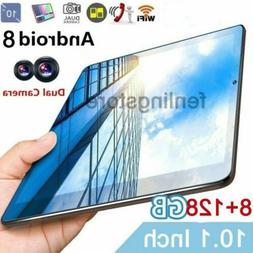 10 Inch Tablet PC 8+128G 10 core Android 8.0 Bluetooth WiFi