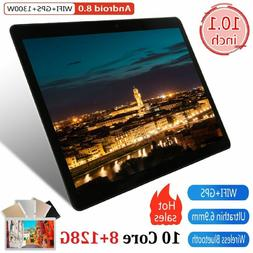 "10"" inch Tablet PC 8+128GB Android 8.0 Dual SIM Dual Camera"
