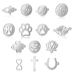 10pcs/lot 316L <font><b>Stainless</b></font> <font><b>Steel<
