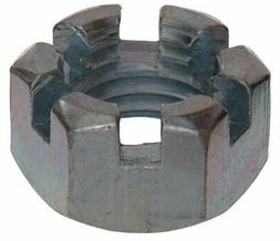 The Hillman Group 180010 1 1 1 3/4-10-Inch Hex Slotted Nut,