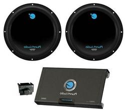 2 ac10d 10 3000w car subwoofers subs