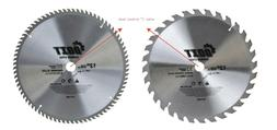 32 tooth blade & 60 tooth blade Circular Saw Blade for Wood
