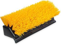 Carlisle 4042100 Plastic Block Hi-Lo Floor Scrub Brush with