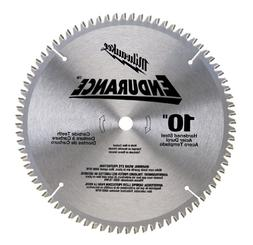 Milwaukee 48-40-4160 Endurance 10-Inch 24 Tooth ATB General