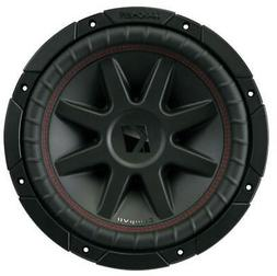 Kicker 700 Watt 10 Inch CompVR 2 Ohm Subwoofer Car Bass Powe