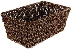 Hoffmaster BSK2151A Seagrass Basket, fits folded guest towel