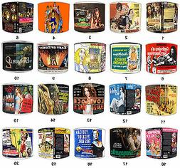 Adult Film Posters Design Lampshades. Adult Movies Design Li
