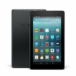 "All-New Fire 7 Tablet with Alexa, 7"" Display, 8/16 GB HD WiF"