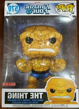 Brand NEW! Funko Pop Marvel Fantastic Four THE THING #570 10