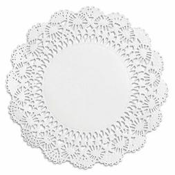 Hoffmaster Cambridge Lace Doilies Round 10 inches White 1000