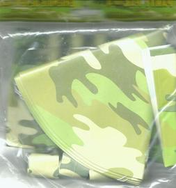 Camouflage Party Pack