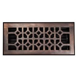 The Copper Factory CF140AN Solid Cast Copper Decorative 4-In