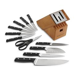 Calphalon Classic Self-Sharpening 12-Piece Cutlery Set with