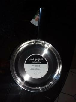 """Wolfgang Puck Cookware 10"""" Inch Omelet Pan Stainless Steel 0"""