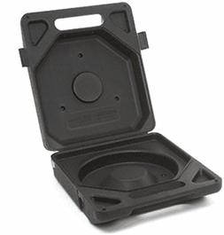 """CRL 10"""" Wood's Powr-Grip Protective Carrying Case"""