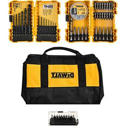 Dewalt Drill and Drive Magnetic Bit Gift Set with Contractor