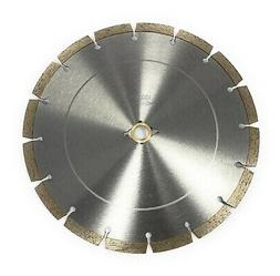 10-inch Dry or Wet Segmented Saw Blade with 58-inch Arbor fo