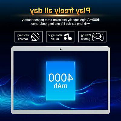 10.1'' 64GB Android Tablet PC 10 Inch 2 us