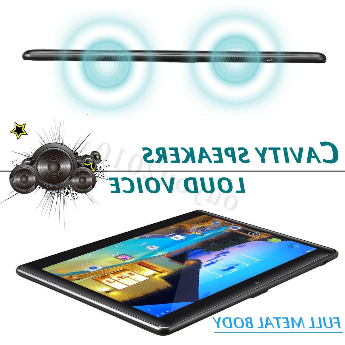10.1'' 7'' 7.0 Tablet Octa Core HD WIFI 2 SIM 4G Phablet