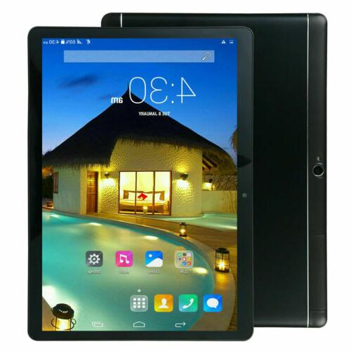 "10.1"" Tablet Android 7.0 10 HD Dual Sim"