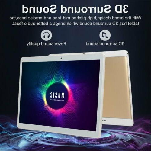 256G PC Android 9.0 HD 10 Core Google + Dual Camera