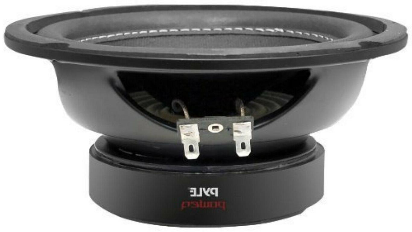 10 Car Subwoofer Sub 4 Ohm Bass