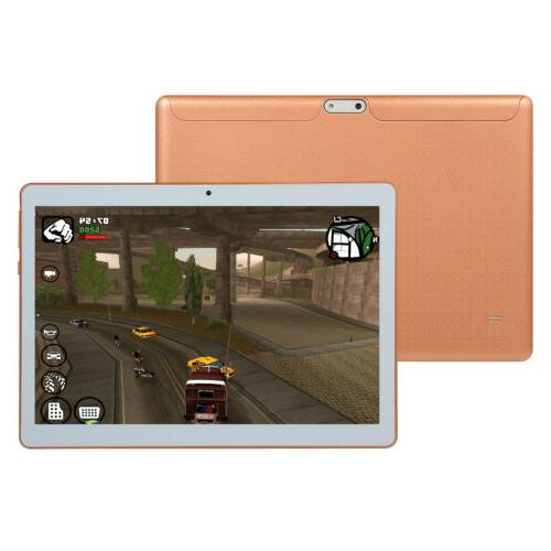 10 Tablet Computer PC Octa Core 3G Camera