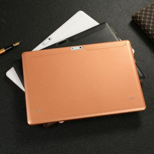10 HD Tablet Computer Core 8.0 GPS 3G Dual