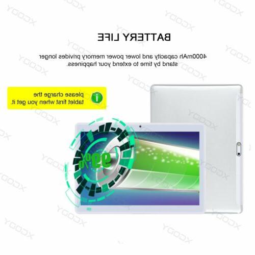 10 inch IPS Tablet 3G