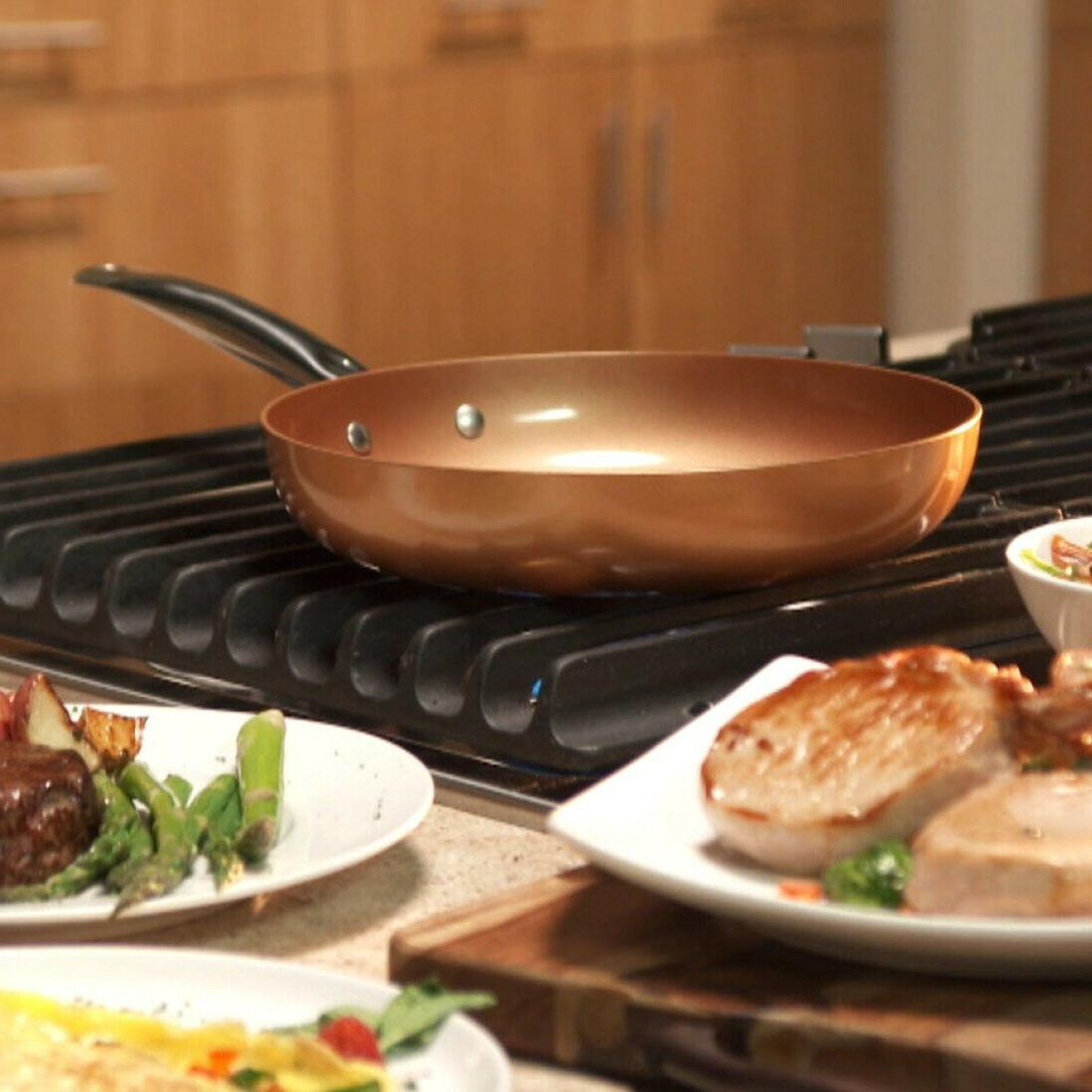 Copper Chef Round Pan Lid -