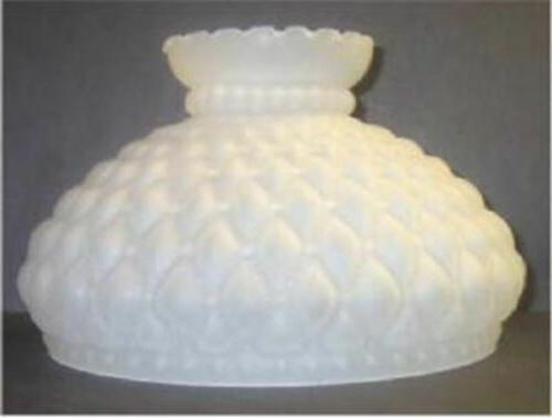 10  inch Satin Quilt Student Lamp Shades sized