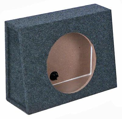Q Power 10 Inch Single Slim Truck Shallow Sealed Subwoofer B