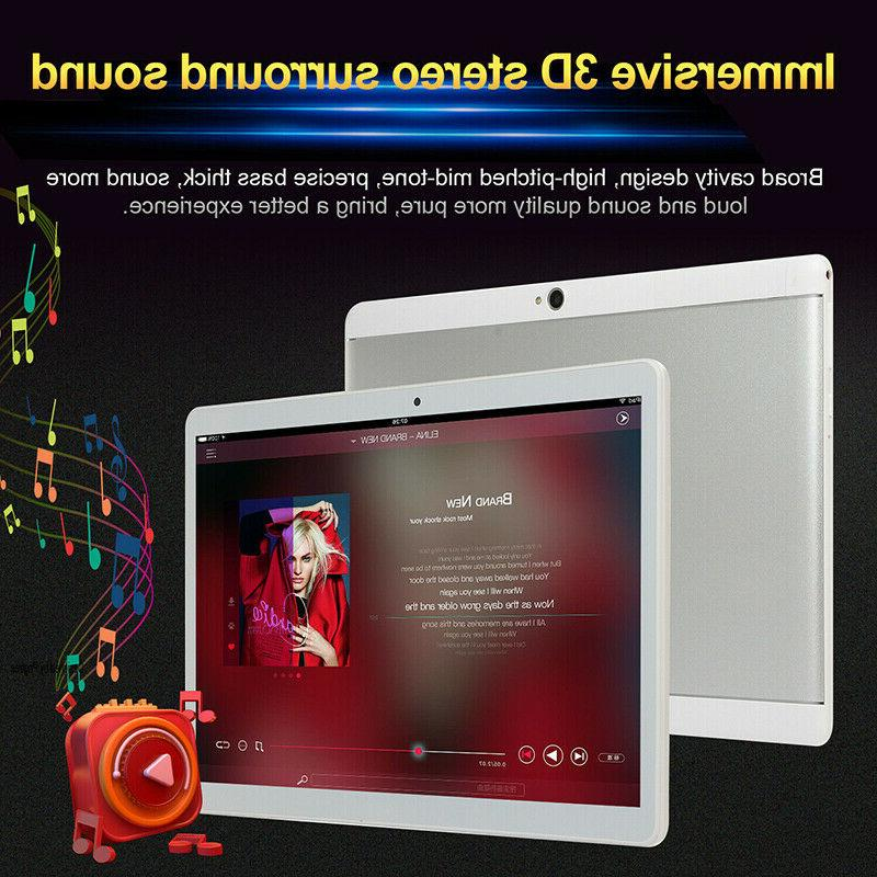 """10"""" Inch Tablet Android HD Octa-Core WIFI Camera"""