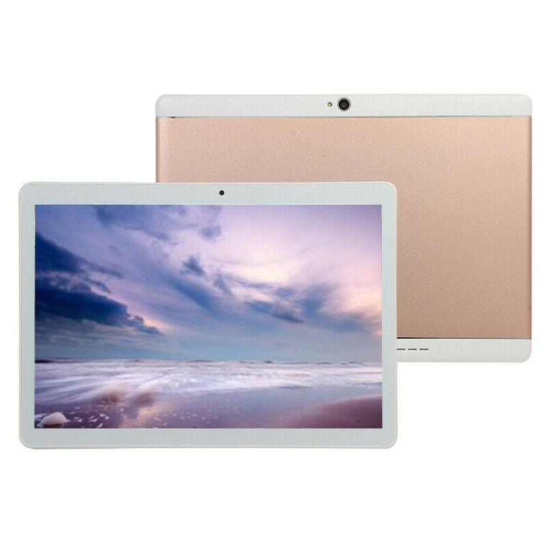 """10"""" Tablet Android HD Octa-Core Camera"""
