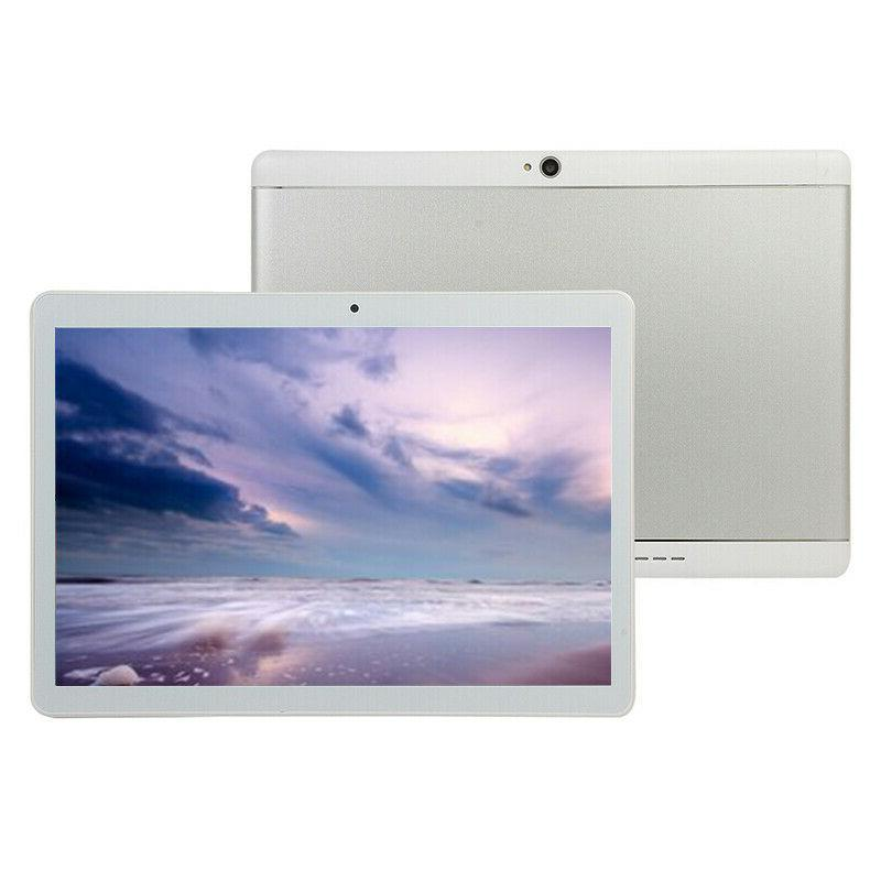 "10"" Tablet Android HD 64G GPS Phablet"