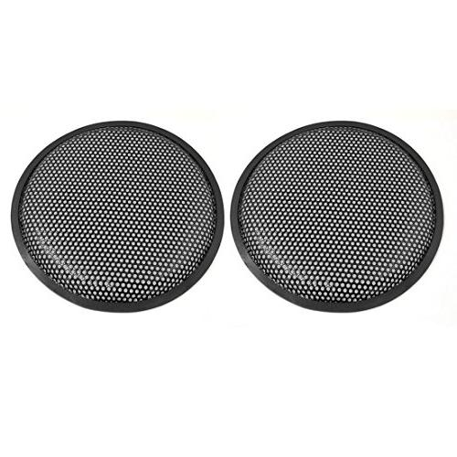uxcell 10 Inch Universal Car Audio Subwoofer Grill Cover Gua