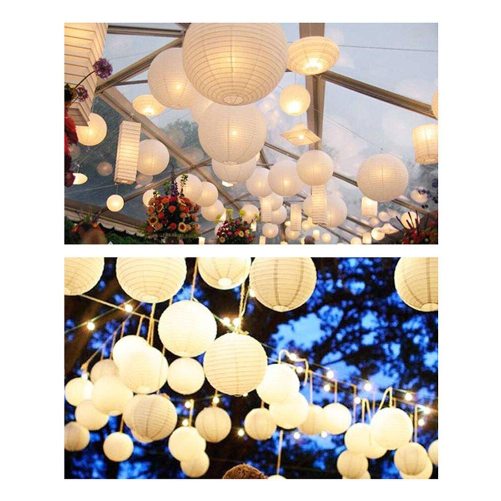 10 Inch Paper Lamp Wedding Party of Lant