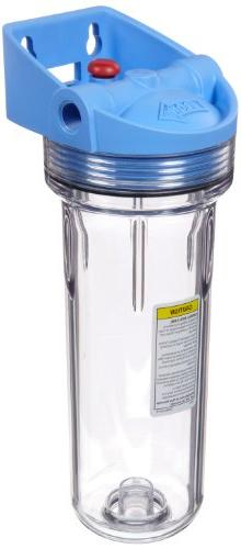 Pentek 158643 Slim Clear 10 Inch Water Filter Housing 3/8 NP