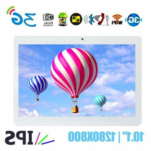 16GB Inch WIFI Phone Phablet 10.1'' PC 6.0 Core