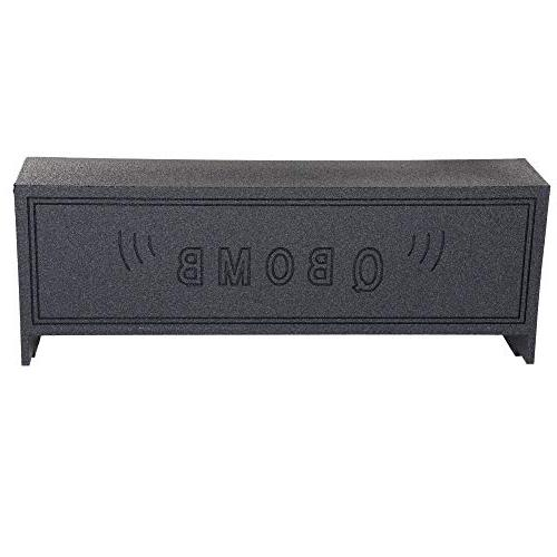 Q 10 Inch Car Vented Subwoofer Sub Box for