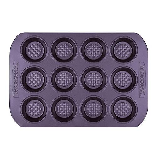 47141 colorvive bakeware nonstick muffin