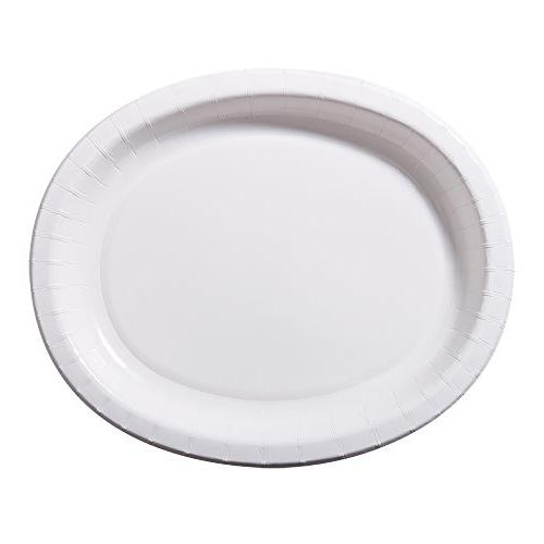 770200 oval paper platters