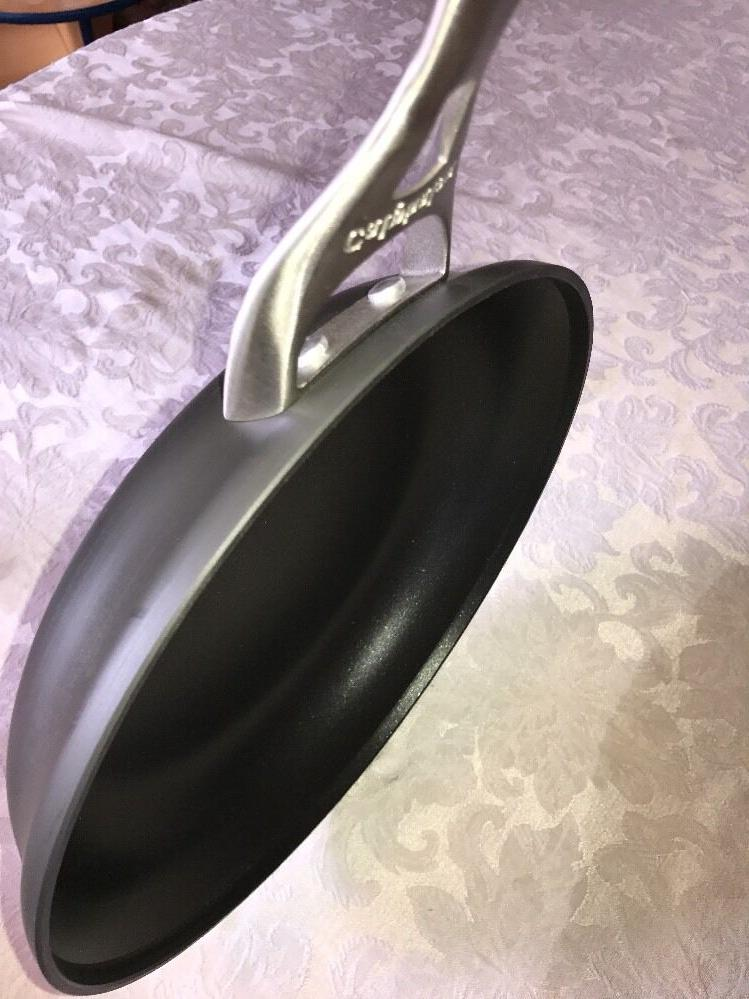 10 inch Calphalon Commercial Clad fry Pan 10in All Nonstick
