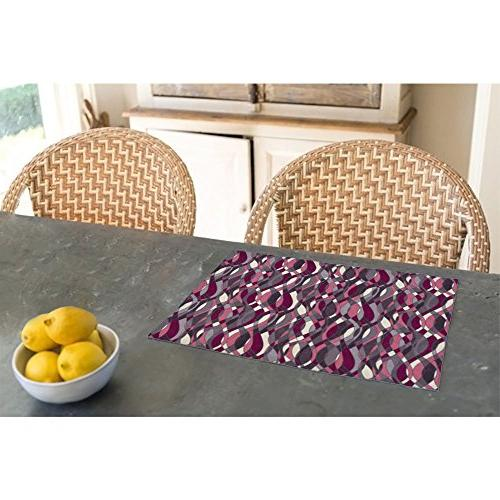 ArtzFolio Abstract Table Placemat Single
