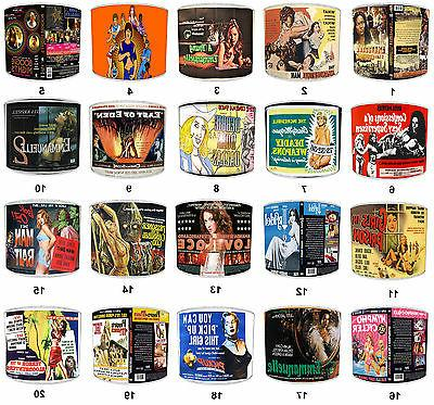 adult film posters design lampshades adult movies